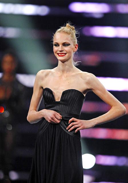 Julia Schneider, nový ideál krásy