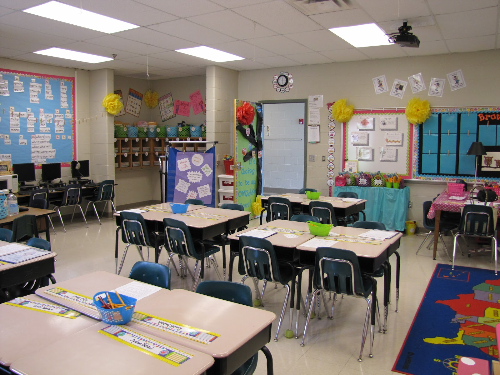 My Classroom Part 2 And A Freebie The Lemonade Stand