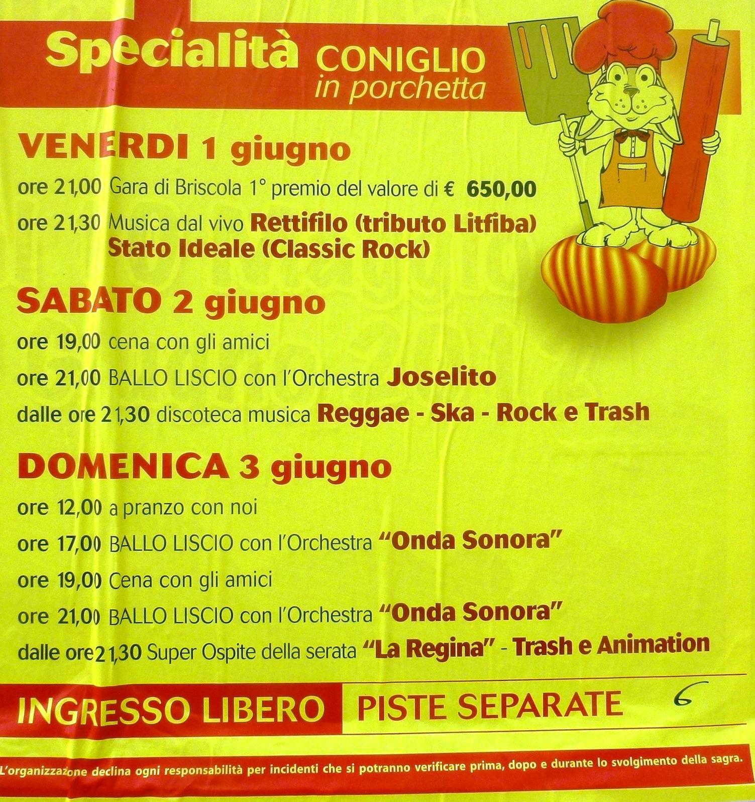 Gnocchi alla papera San Paterniano di Osimo