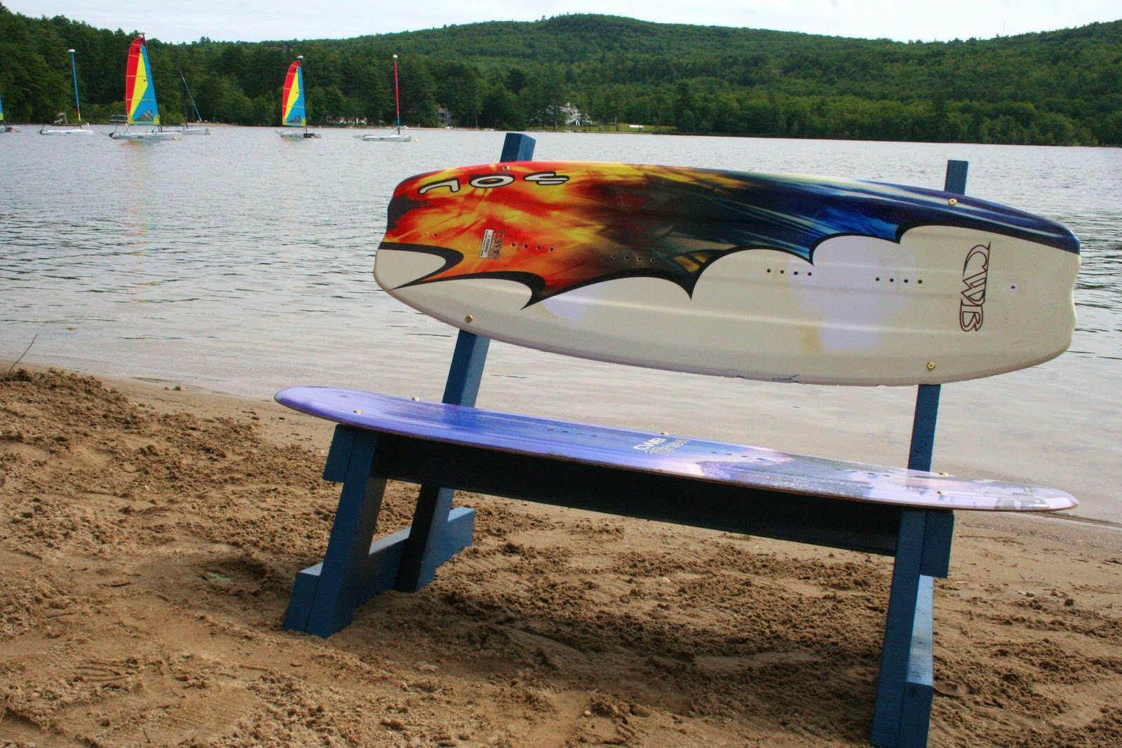 my igloo life how to make a wakeboard bench