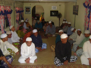 Majlis Tahlil & Kenduri Arwah 2010