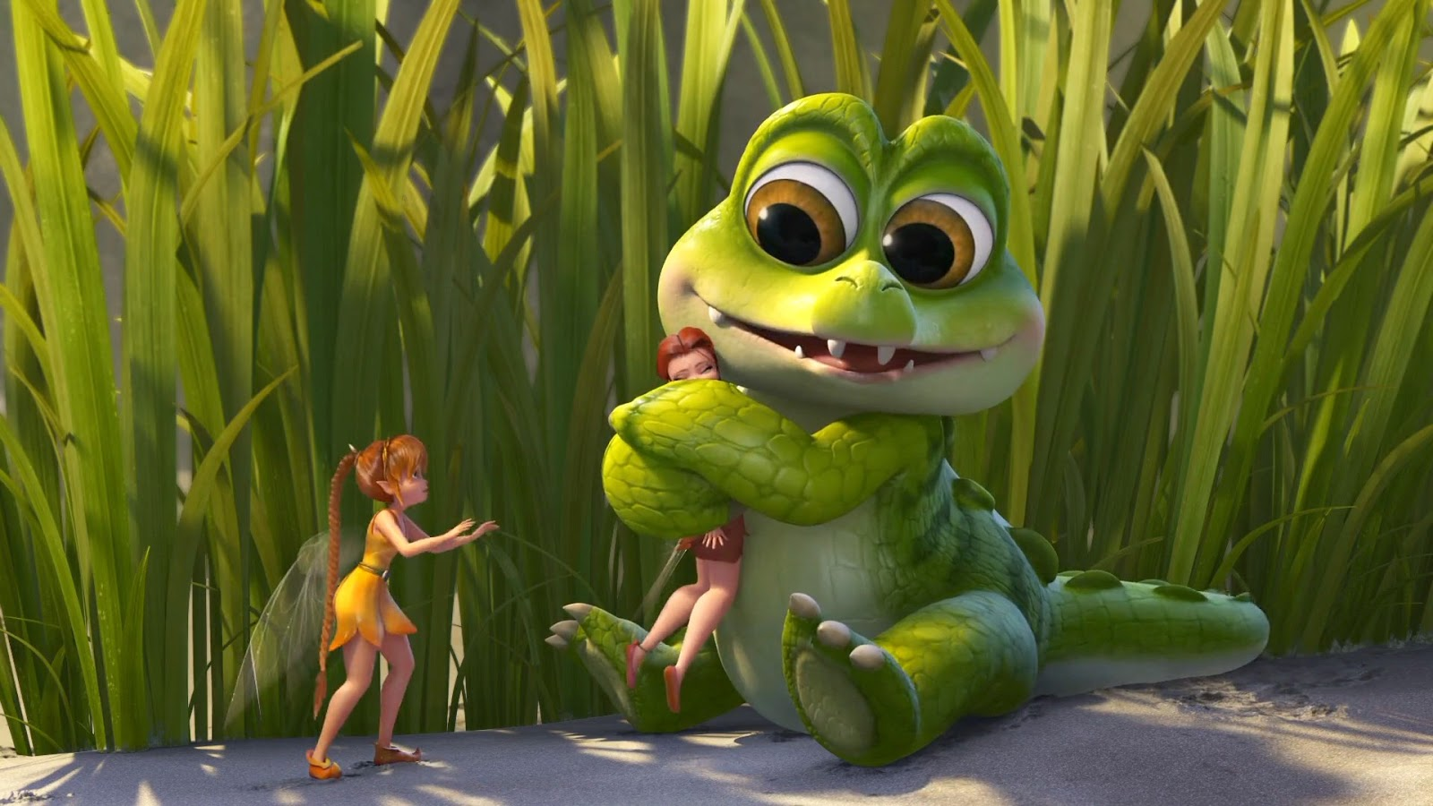 Tinker Bell And The Pirate Fairy (2014) S3 s Tinker Bell And The Pirate Fairy (2014)