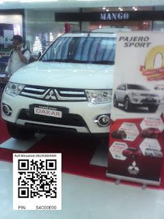Promo Mitsubishi Pajero Sport Dakar Jawa Timur Surabaya Telp Rofi 081353633304
