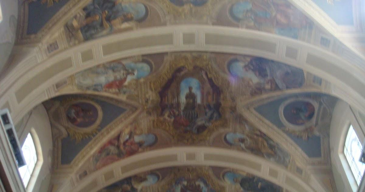 San gerardo di potenza gli affreschi della navata principale - Corso di cucina potenza ...