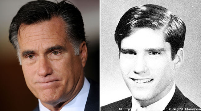Ann And Mitt Romney Young