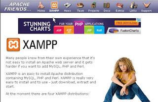 Cara Instal Server Lokal Xampp