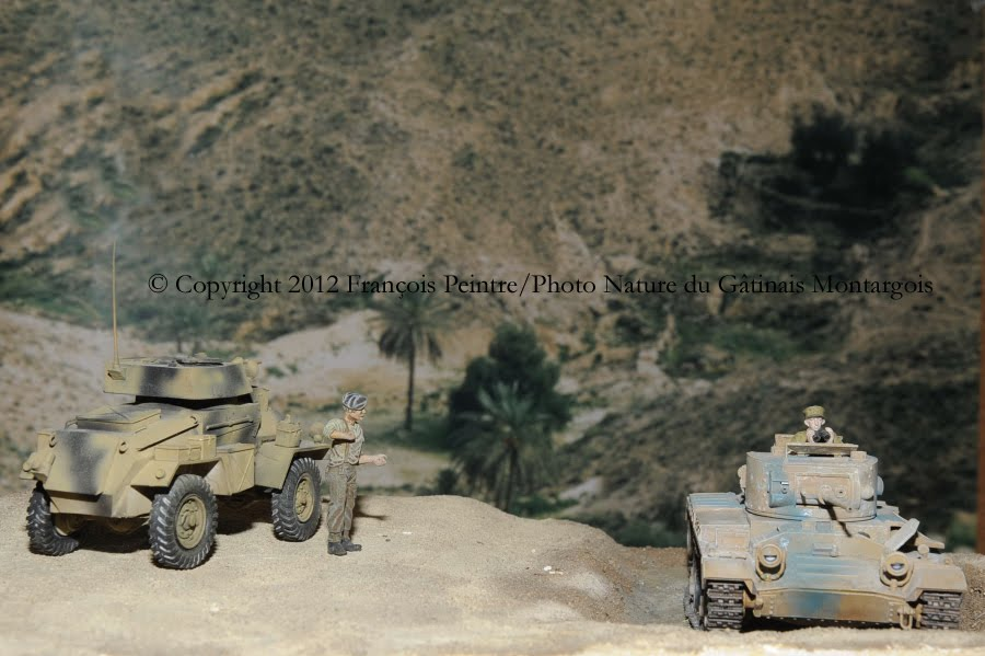 Brittish army l'armée Britanique HUMBER MK I
