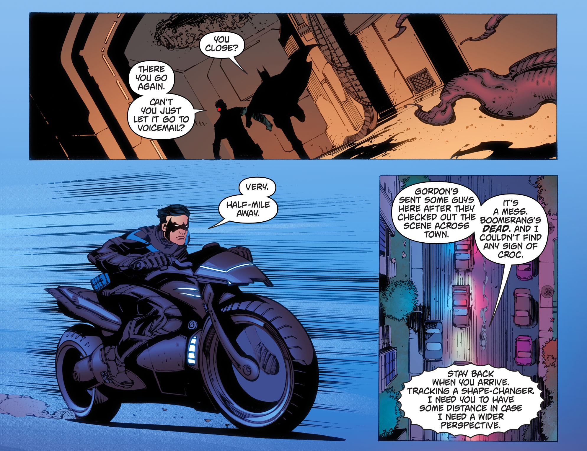 Batman: Arkham Knight [I] Issue #24 #26 - English 19