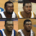 NBA 2K14 Realistic Face Update Pack #6