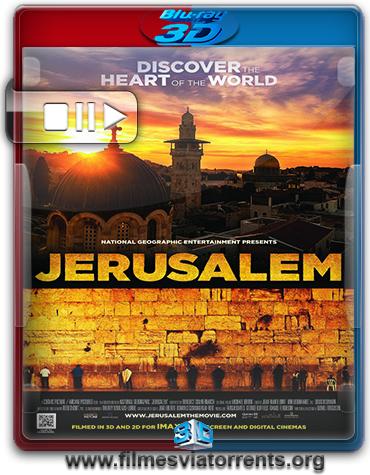 Jerusalem Torrent - BluRay Rip 1080p 3D HSBS Legendado (2013)