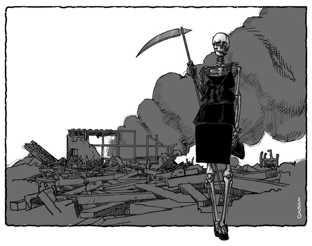 la muerte acecha en las fábricas del tercer mundo