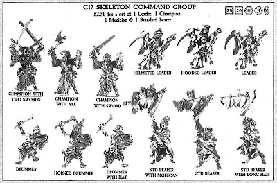 C17 Skeleton Comand Group