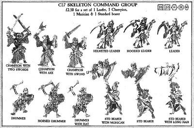 C17 Skeleton Comand Group