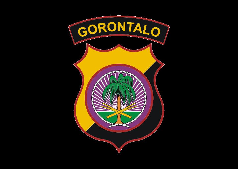 Download Logo Polda Gorontalo Vector