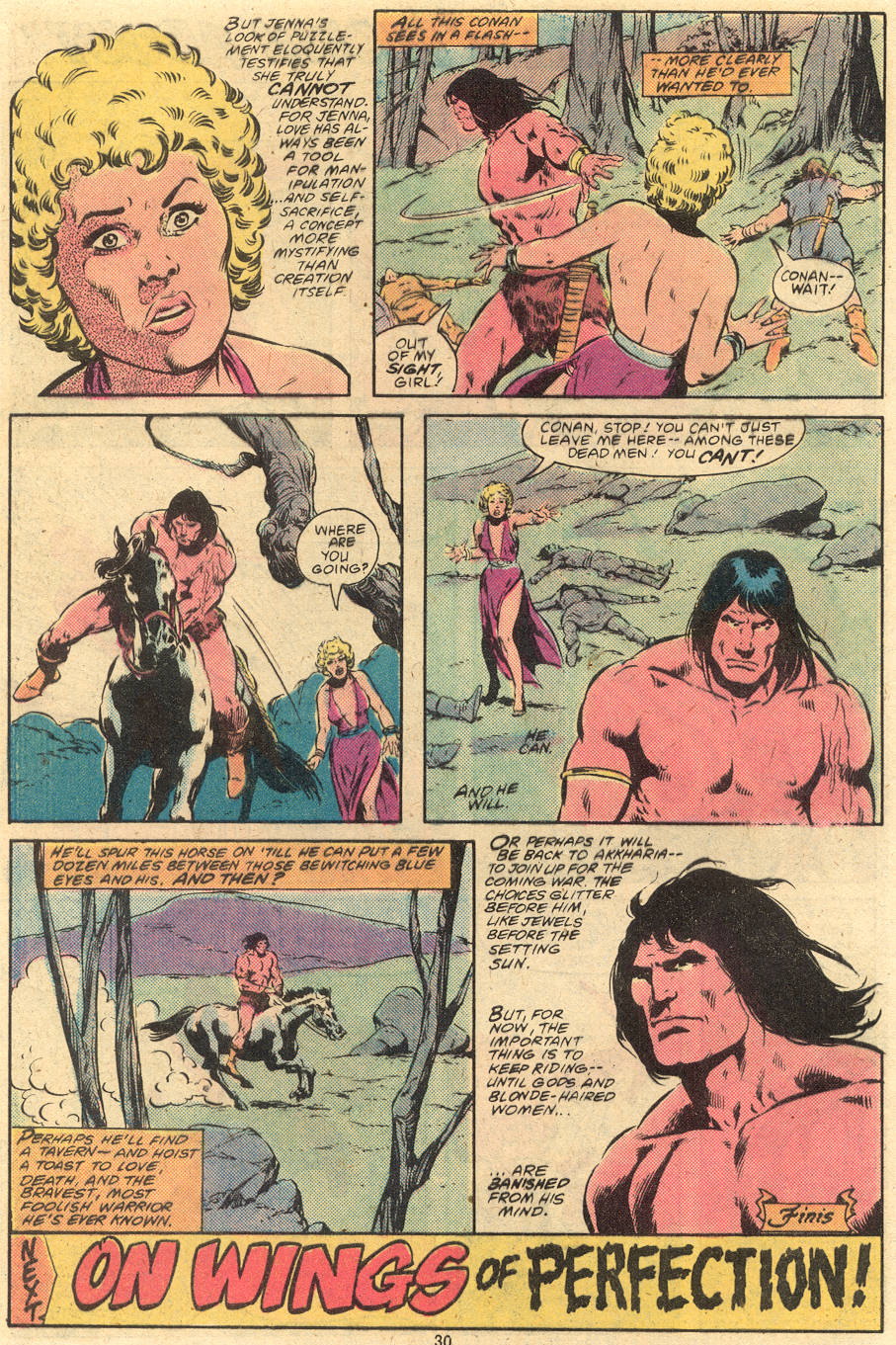 Conan the Barbarian (1970) Issue #120 #132 - English 23