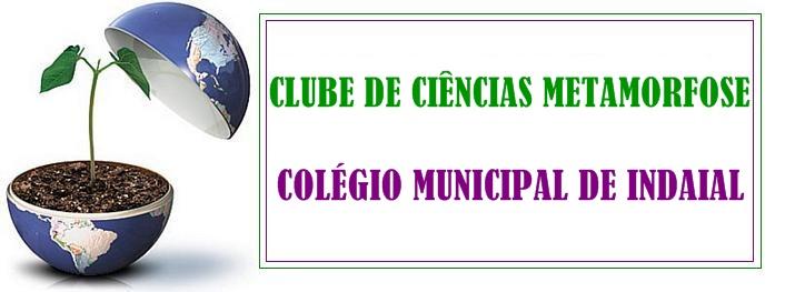 Clube de Ciências Metamorfose - Colégio Municipal de Indaial