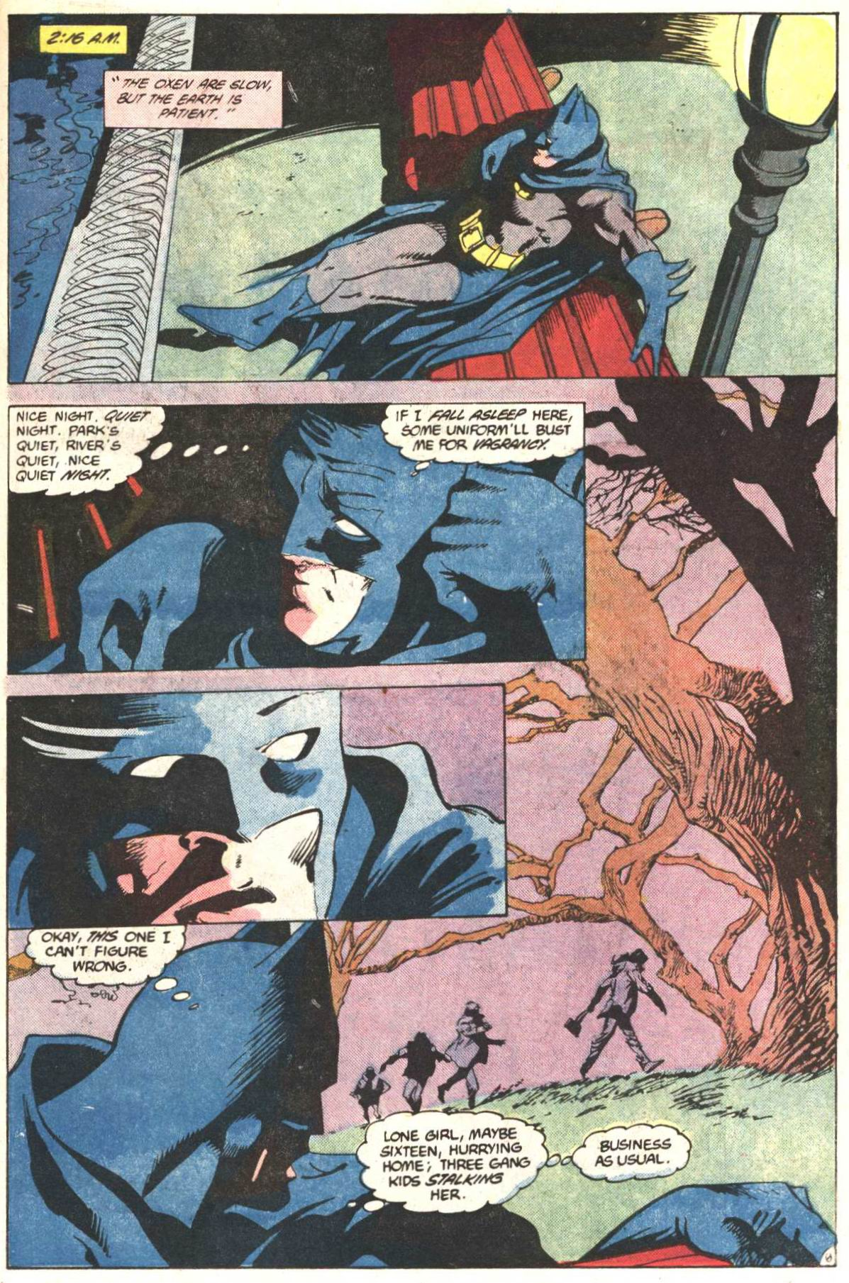 Detective Comics (1937) Issue #567 Page 10