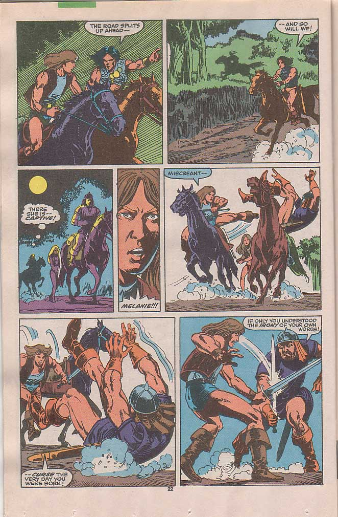 Conan the Barbarian (1970) Issue #236 #248 - English 17