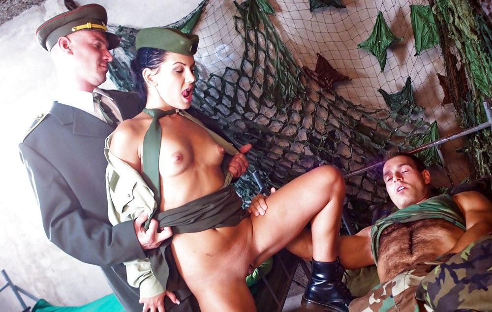 военное порно фото