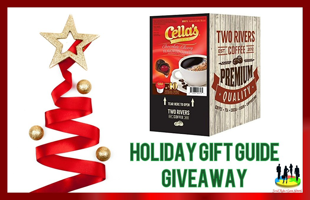 Chocolate Cherry Coffee Giveaway