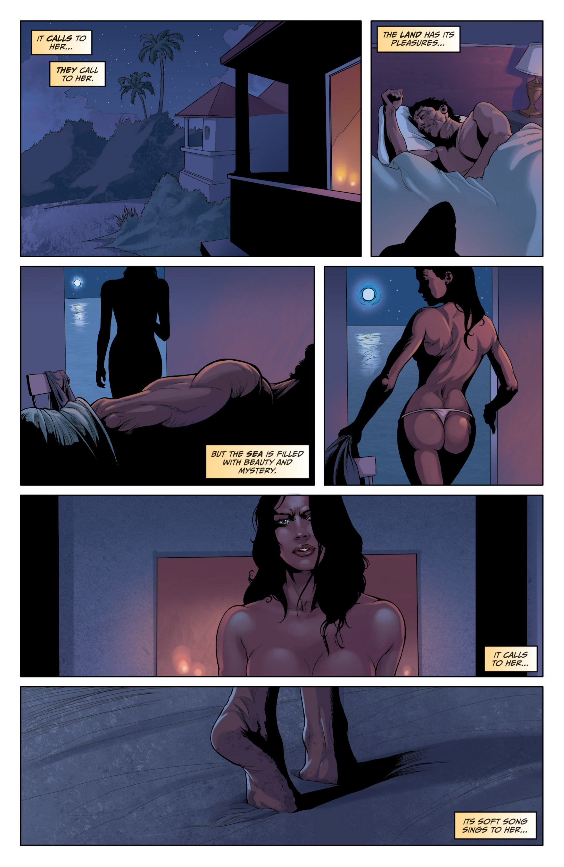Grimm Fairy Tales (2005) Issue #82 #85 - English 7