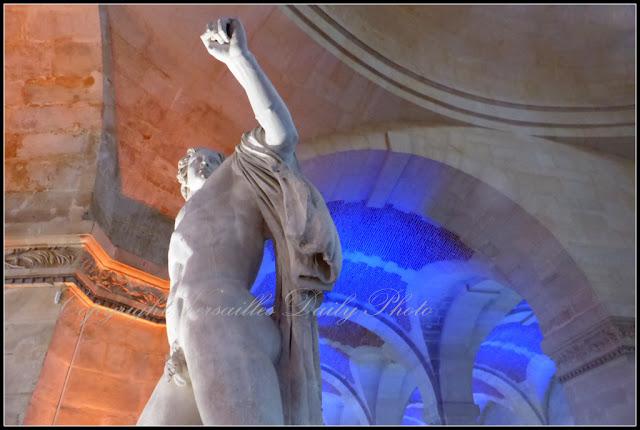 Dioscure Versailles Galerie Sculptures Moulages