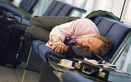 Cara Mengatasi Jet Lag di Perjalanan
