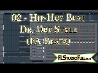 02 - Hip-Hop Beat - Dr. Dre Style (FA Beatz - FLStudioFull.com)