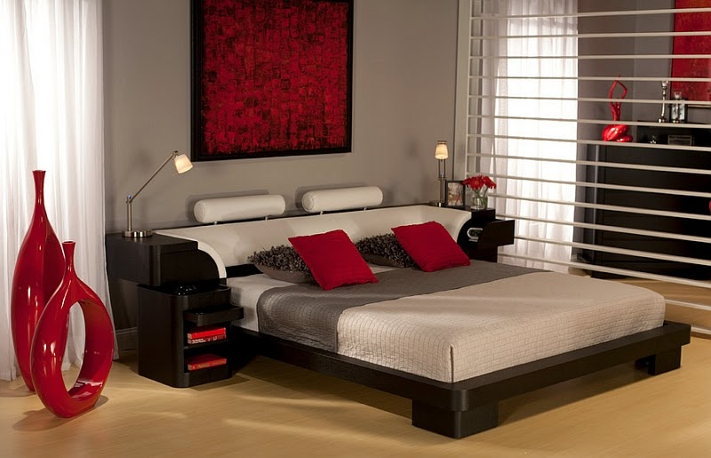 Dormitorios con estilo e inspiraci n asi tica decoraci n del hogar dise o de interiores c mo - Habitaciones estilo japones ...