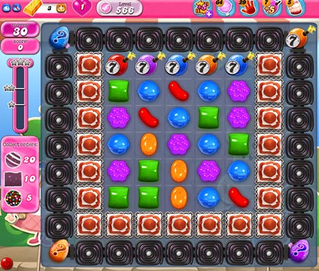 Candy Crush Saga 566