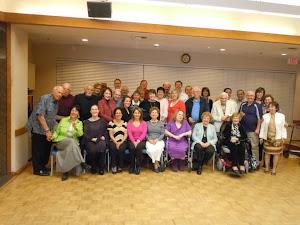 2012 Choir Seder
