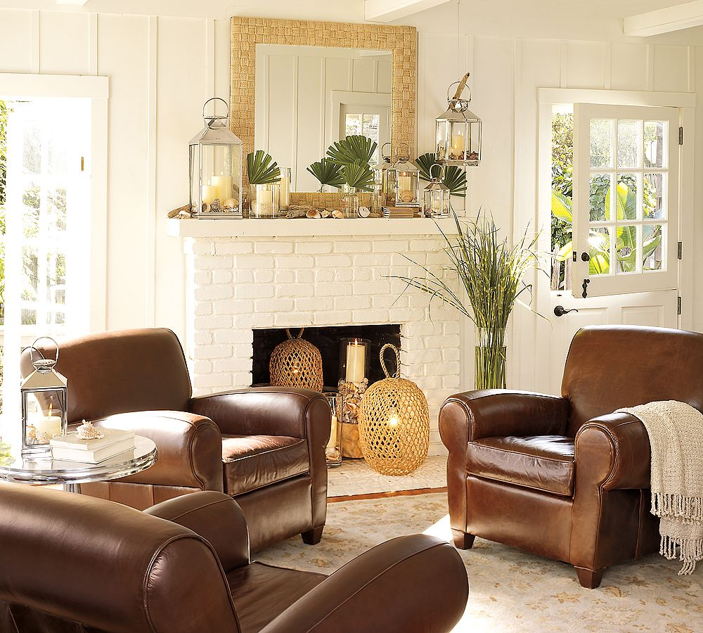 Built In Bookcase Fireplace Mantle Living Room Traditional With ...