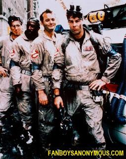 Bill Murray Ghostbusters 3 horror comedy