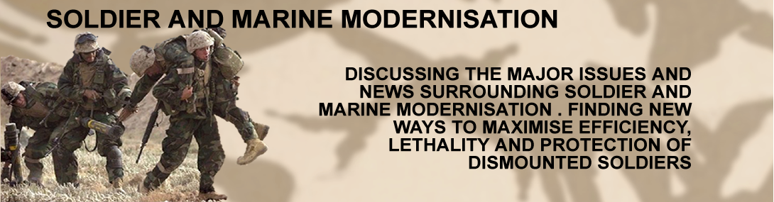 Soldier Systems and Marine Modernisation