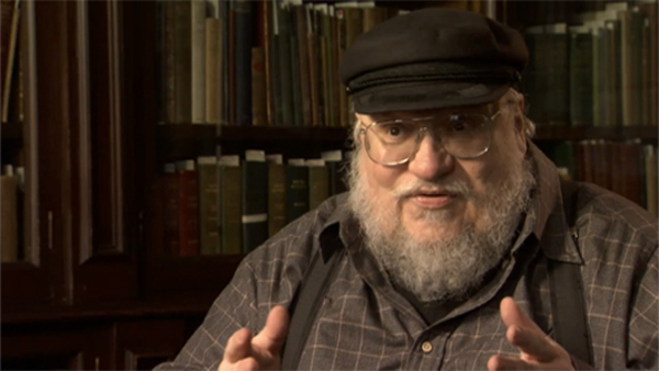 george RR martin, script, season 3, game of thrones, writer, book