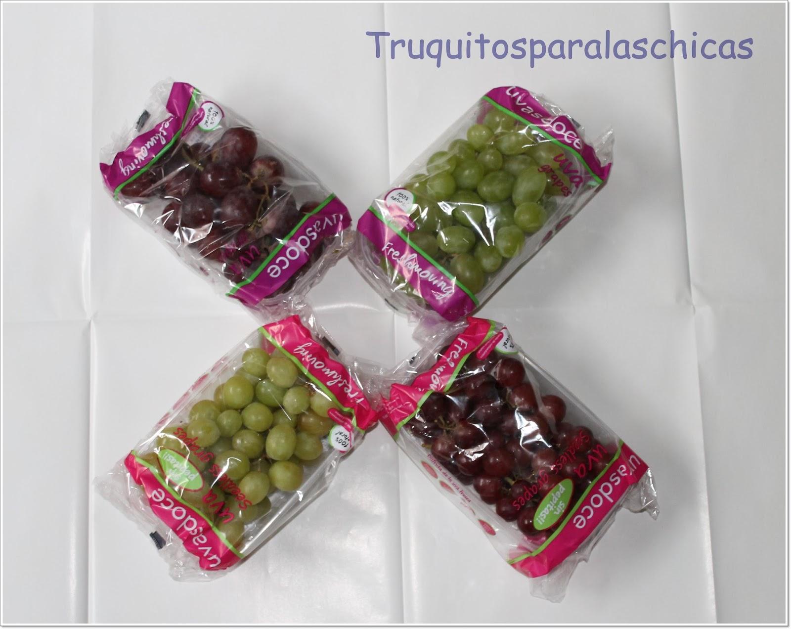 uvas doce