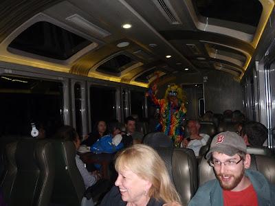 "Desfile en el tren panoramico ""Machupicchu-Cusco"". Fiesta grande!"