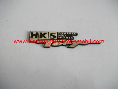 Emblem Car Logo Hks Tokyo