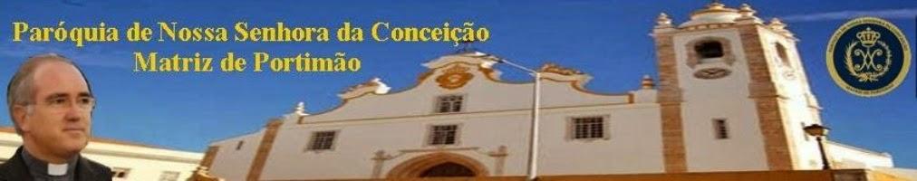 Paróquia de Nossa Senhora da Conceição, Matriz de Portimão