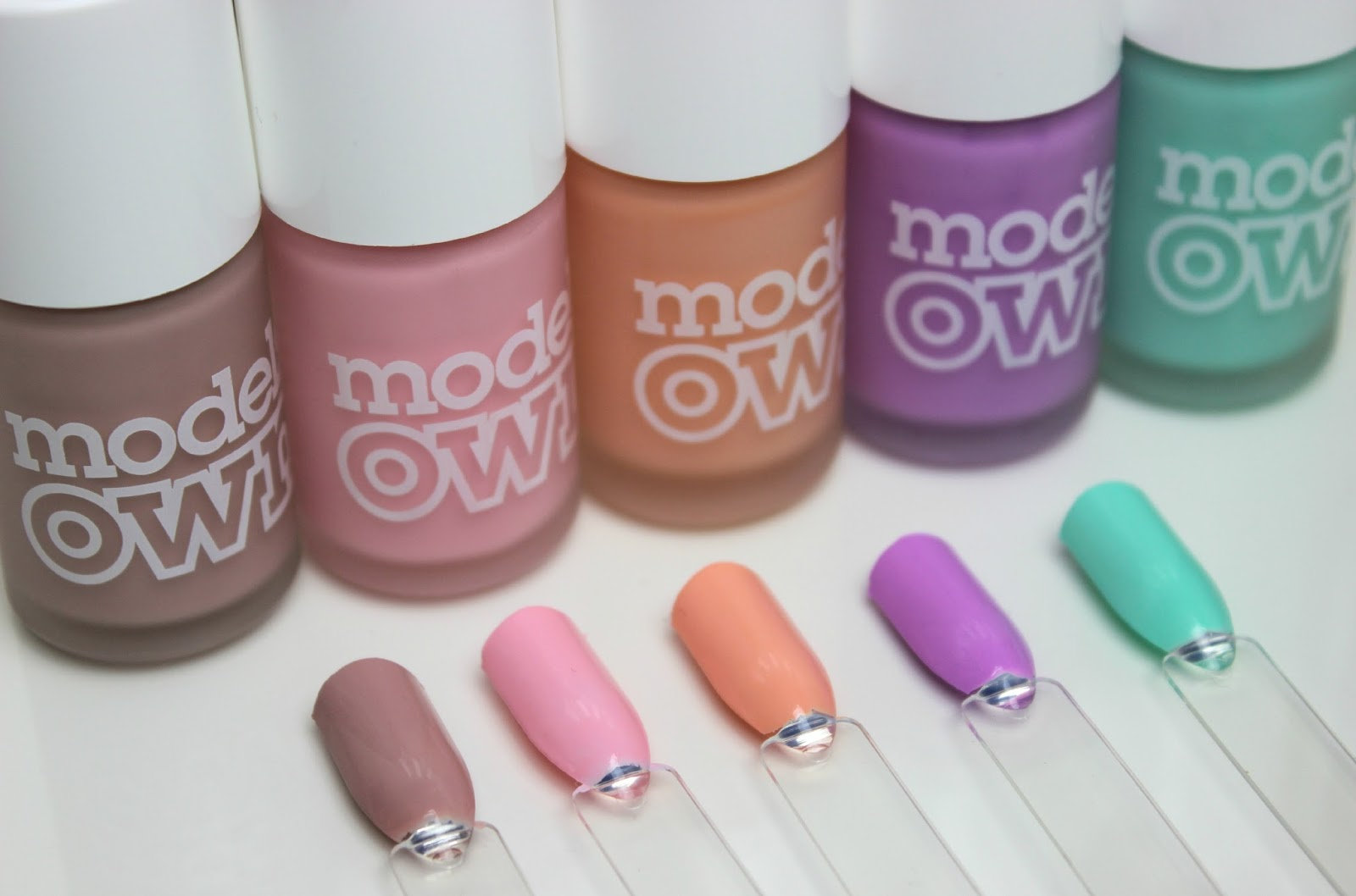 Models Own Icing Collection | Pretty nail polish colors