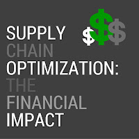 supply chain optimization: the financial impact