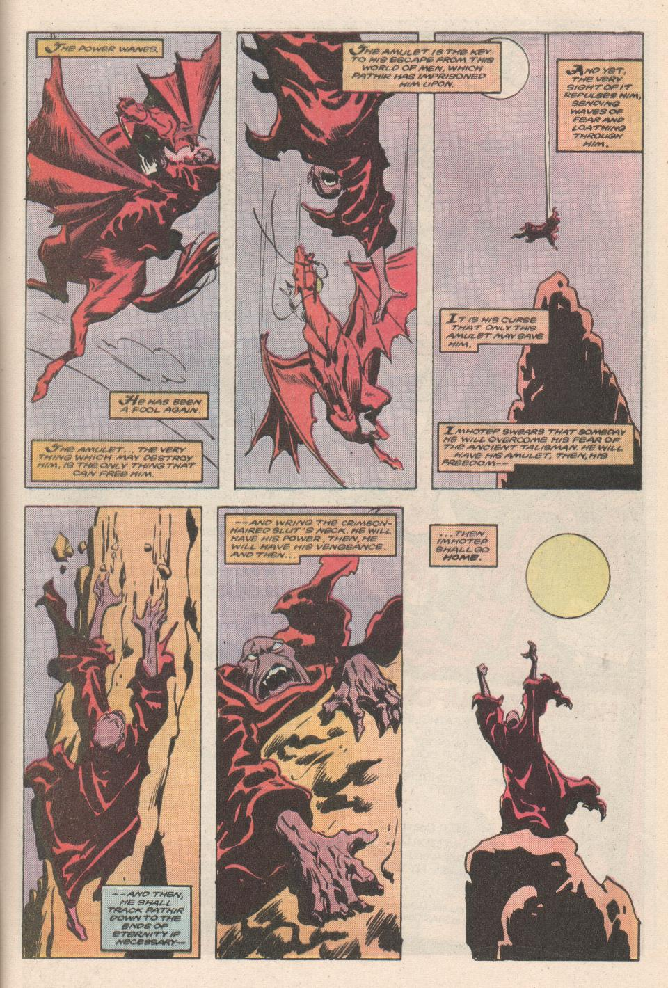 Conan the Barbarian (1970) Issue #180 #192 - English 21