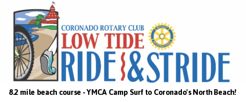 Low Tide Ride & Stride
