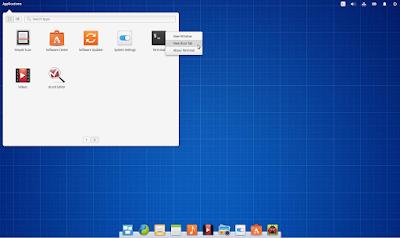 elementary OS Freya screenshots