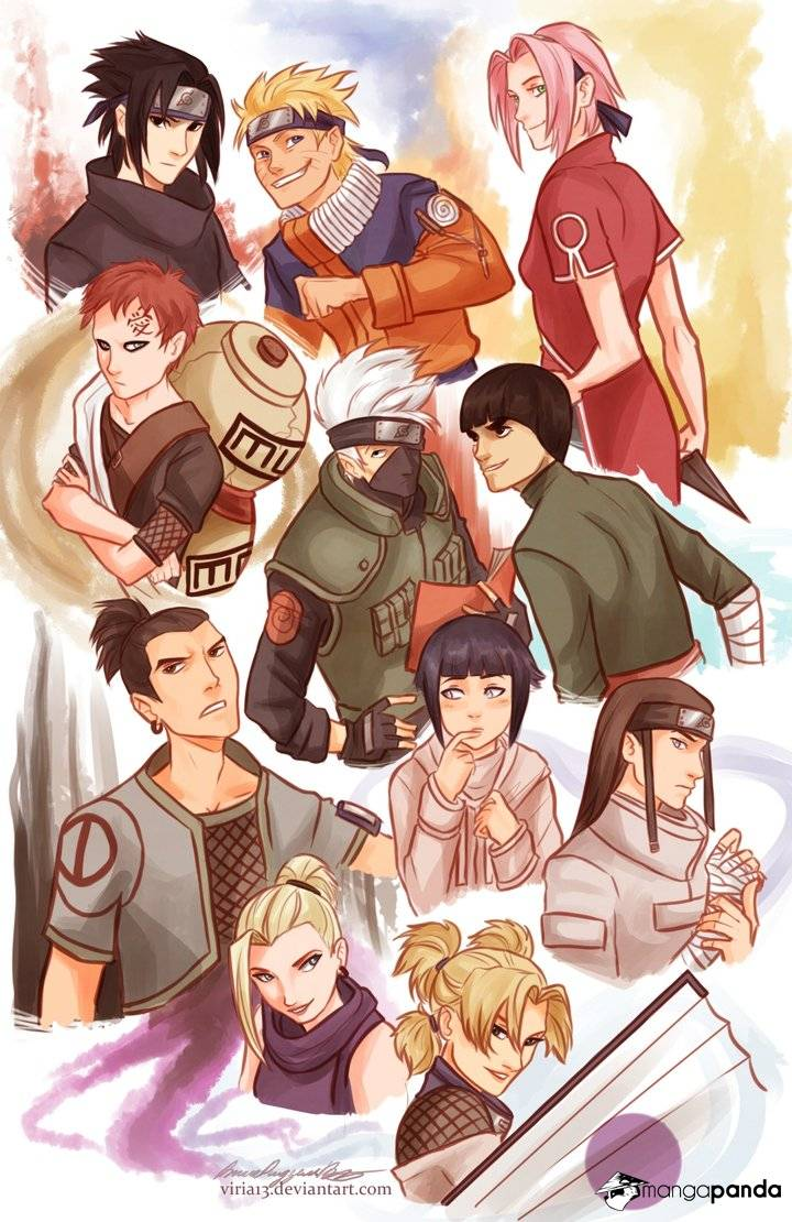 Naruto - You're the main stars!! - 2