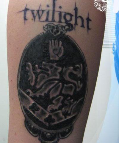 Tattoos design of twilight breaking dawn part 1 new for Twilight movie tattoo