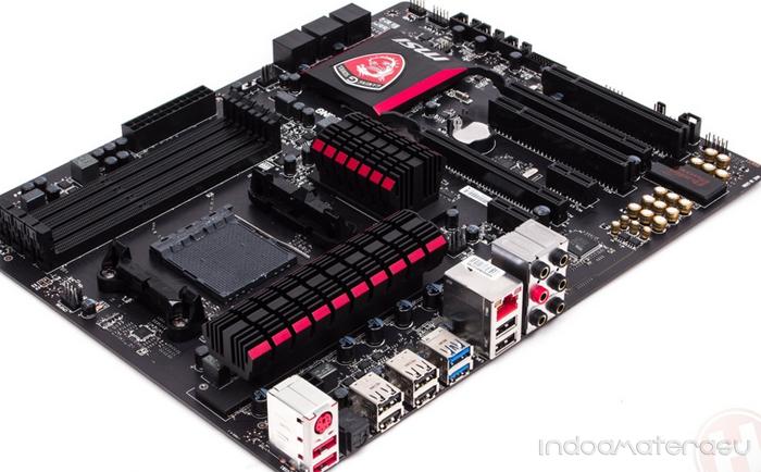 Motherboard Socket LGA 1150 Haswell Series