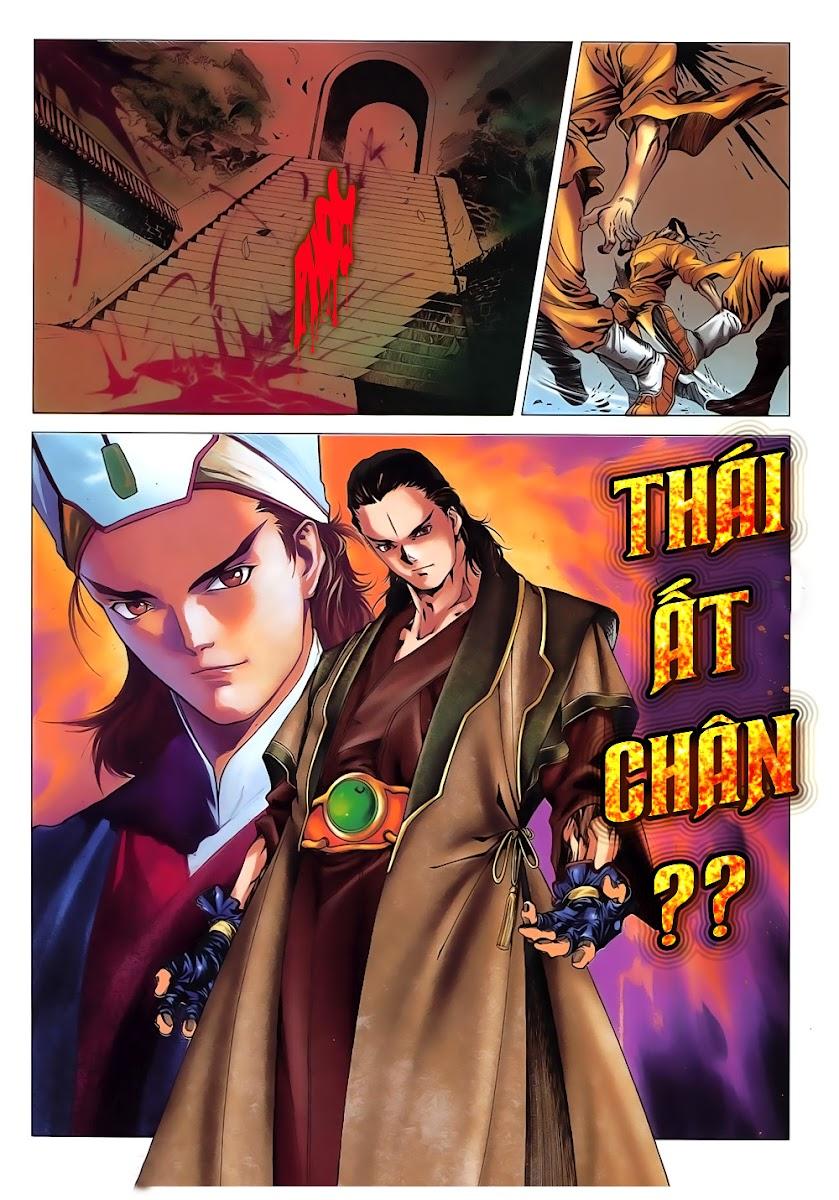 Lục Đạo Thiên Thư chap 5 - Trang 28