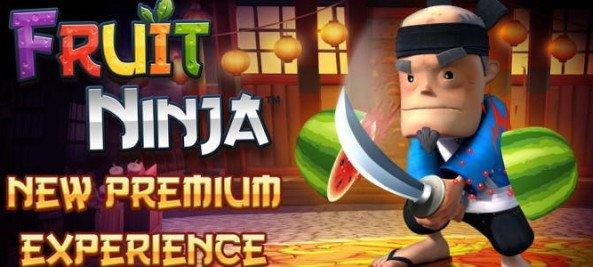 Fruit Ninja vuelve a sus raíces