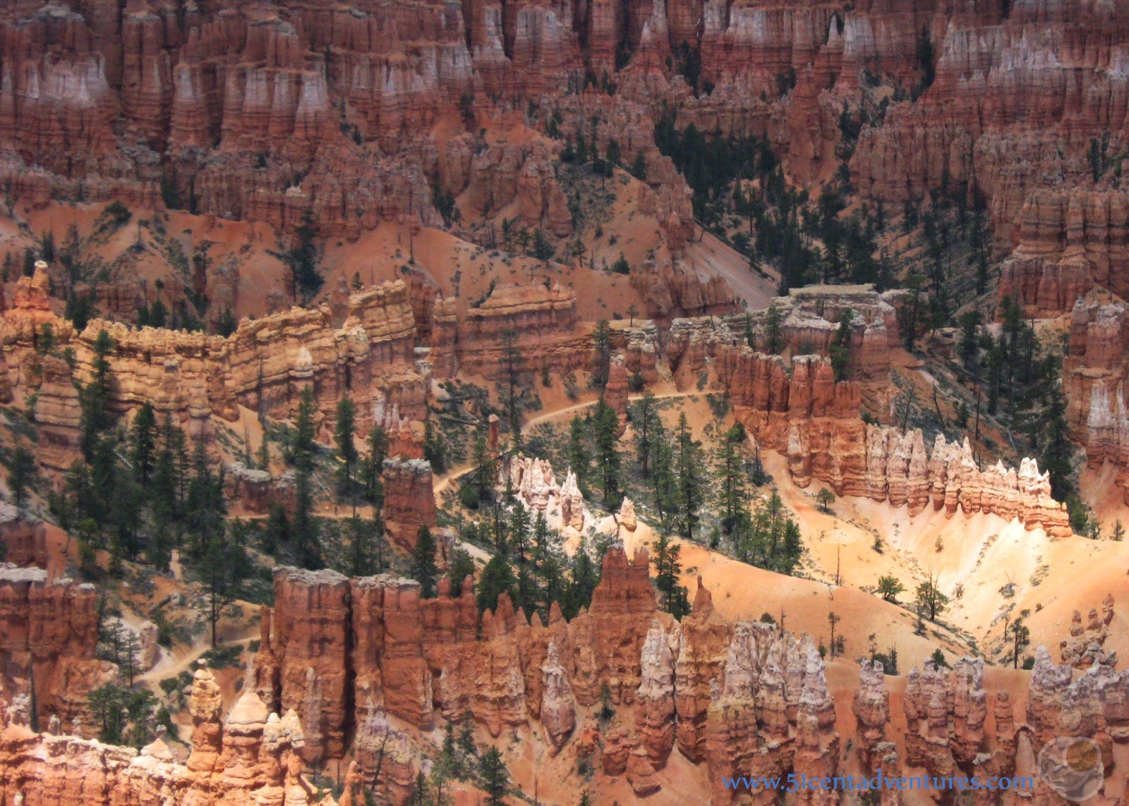 51 Cent Adventures Bryce Canyon National Park Day Trip